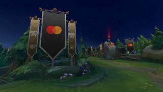 Des bannières publicitaires dans la Faille de League of Legends