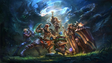 Riot Games Inc. - Le prochain jeu de Riot Games, « probablement pas un Battle Royale »