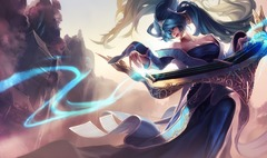 League of Legends en version 4.13, Sona change de disque