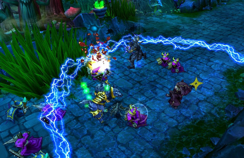 League of Legends - GOA abandonne les droits européens de League of Legends