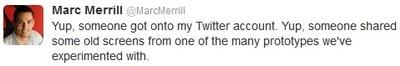 Twitter Marc Merrill