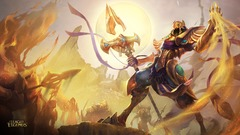 Azir l'empereur des sables, prochain champion de League of Legends