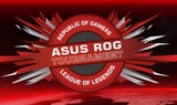 PGW 2013 - Un tournoi League of legends avec Asus