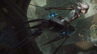 League of Legends - Présentation de Camille : Ombre d'acier sur League of Legends