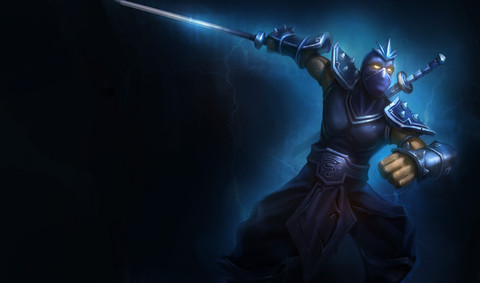 League of Legends - Un nouveau champion : Shen, l'oeil du crépuscule