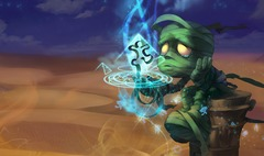 Semaine de la mélancolie sur League of Legends, Amumu en vedette