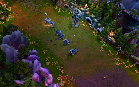 League of Legends - League of Legends s'annonce chez GOA