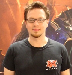 Interview de Morello, GamesCom 2012