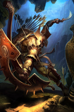 Archer de guerre