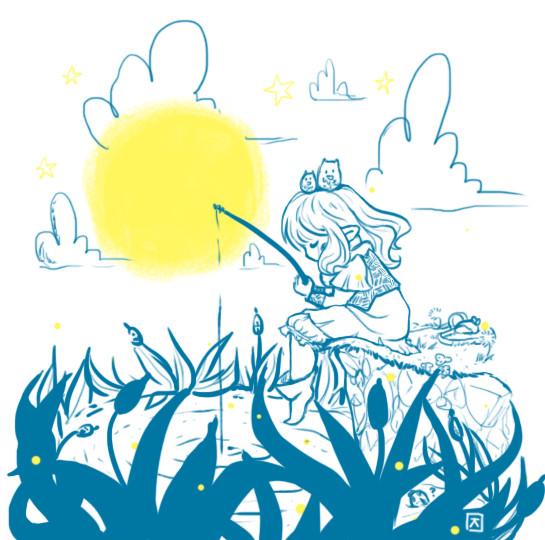 Fishing- par SynnherZyarath