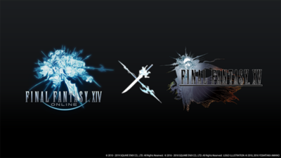 COLLABORATION AVEC FINAL FANTASY XV