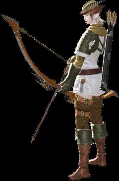 Une archère