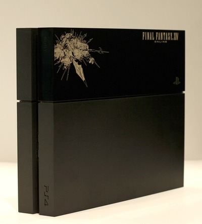 PS4 collector FFXIV ARR