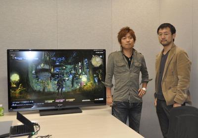 Naoki Yoshida & Hiroshi Minagawa