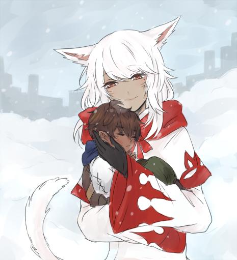 Eiai and Rusil par Taranari