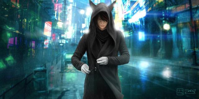 Dark City Patrol par SylviaChen