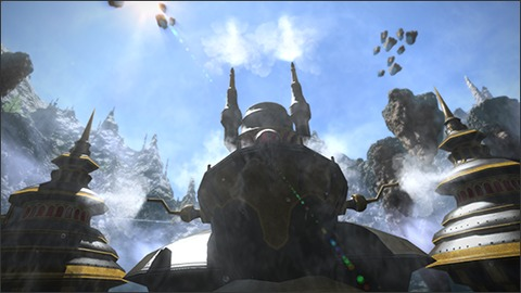 Carte Au Tresor En Peau Darcheornis.Final Fantasy Xiv Online Mise A Jour 3 05 Pour Final