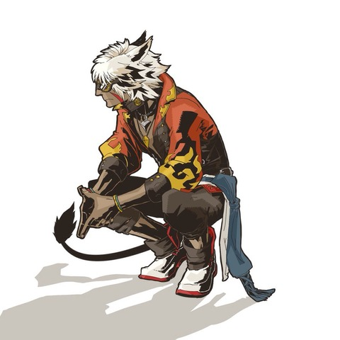 Miqo'te Monk par PAL0527