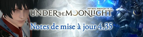 Final Fantasy XIV Online - Notes de mise à jour 4.35