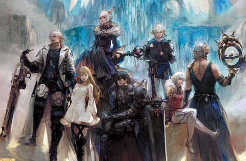 Shadowbringers - Final Fantasy XIV Shadowbringers - le test de la rédaction