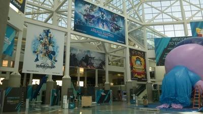 Les préparatifs de L'E3