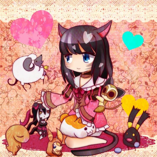 I ♥ minion par Kurata hearth