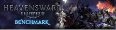 Le benchmarck de Final Fantasy XIV : Heavensward est disponible