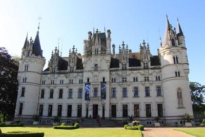 Chateau de Challain-La Potherie