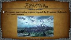 FFXIV : Heavensward - Areas3