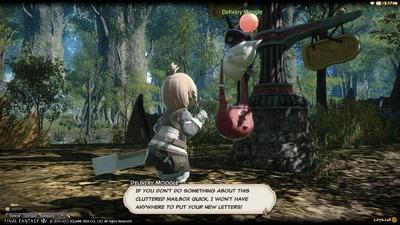 """On reconnait la """"touche"""" de Hiroshi Minagawa qui s'occupe de l'interface de la version 2.0. Il a travaillé précédemment sur Final Fantasy XII et Tactics Ogre PSP."""