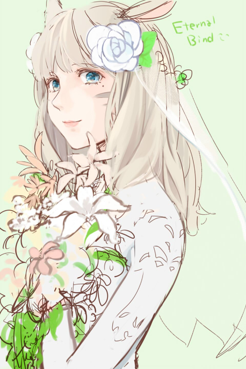 Eternal Bind par Sawa