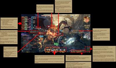 Descriptif de l'interface sur PC de la version 2.0