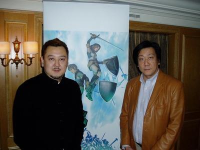 M. Tanaka et M.Sundi