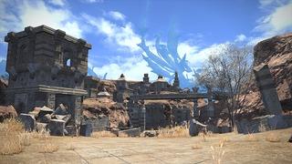 Ruines à Thanalan